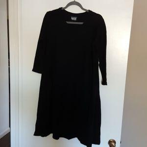 Eileen Fisher wool dress, sz Med